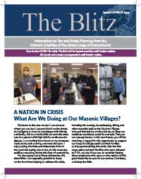 The Blitz Newsletter - Special COVID-19 Edition