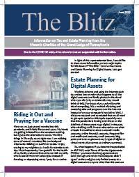 The Blitz Newsletter - June 2020